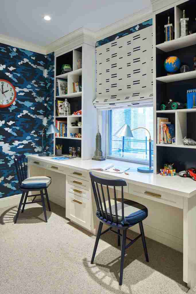 Work From Home Inspiration from Lisa Frantz Interiors